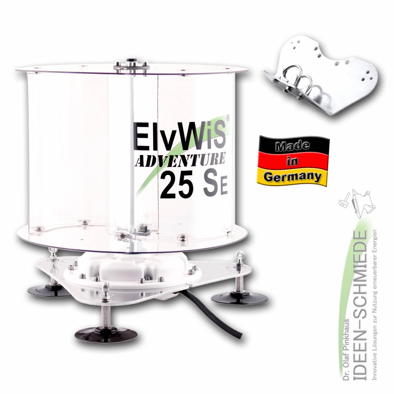 ElvWiS ADVENTURE 25SE Economy Compact