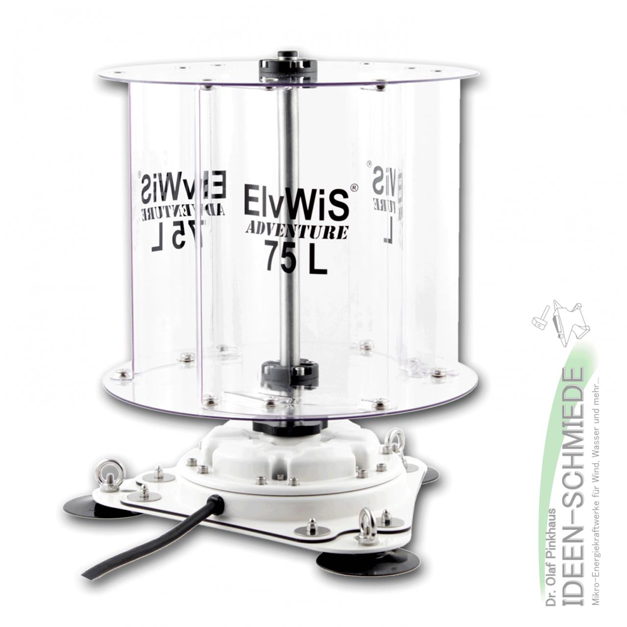 ElvWiS ADVENTURE 75L Basic Compact