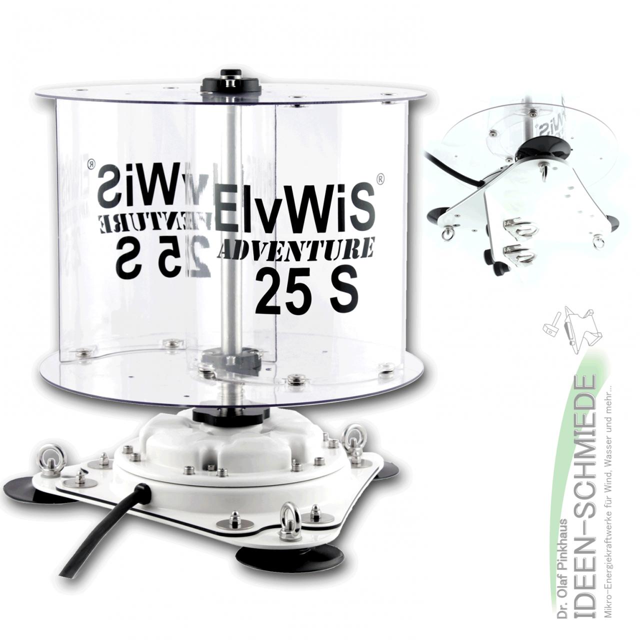 ElvWiS ADVENTURE 25S Premium Compact