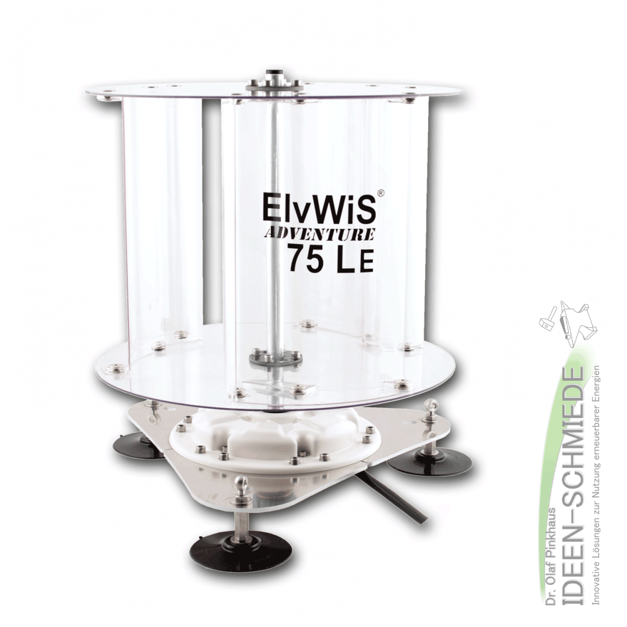 ElvWiS ADVENTURE 75LE Economy Compact