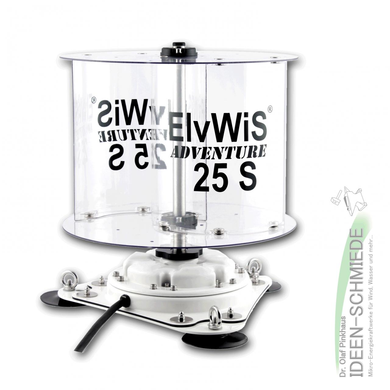 ElvWiS ADVENTURE 25S Basic Compact